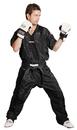 TOP TEN Uniform - MESH - black - 1605 BL