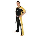 Top Ten Mesh Uniform, Black/Yellow - 1605 G