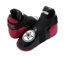 Top Ten Glossy Kicks, Black/Red - 30699-G