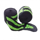 Fighter Handwraps - BAND F GREEN