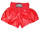 Fighter Thai Trunks Red F005
