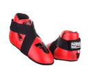 Fighter Kicks, Red/Black - F1455RB