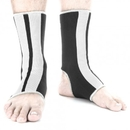 Fighter Ankle Support Black/White - FAS-01