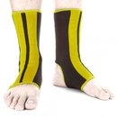 Fighter Ankle Support Black/Yellow - FAS-02