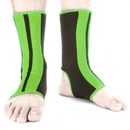 Fighter Ankle Support Black/Green - FAS-05