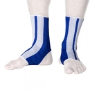 Fighter Ankle Support Blue/White - FAS-07