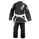 Fighter Brazilian Jiu Jitsu FIGHTER Uniform Black - FBJJB
