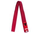 Fighter Karate Belt, Red - FBK-04