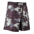 Fighter MMA Shorts Fighter SPEED, Black/Urban Camo