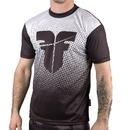 Fighter training T-Shirt - FTSF-01W, Black/White