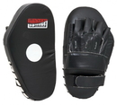 Fighter Focus Mitts - Leather - Long - JEblk