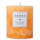 Aroma Naturals 215876 Relaxing Tangerine Pillar 3