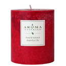 Aroma Naturals 215922 Warm Spice Ruby Red Pillar 3