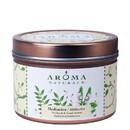 Aroma Naturals 216419 Meditation White Small Tin 2 1/2