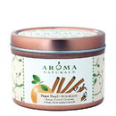 Aroma Naturals 216420 Peace Pearl White Small Tin 2 1/2