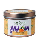 Aroma Naturals 216421 Relaxing Tangerine Small Tin 2 1/2