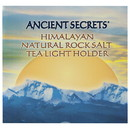 Ancient Secrets 218438 Medium Himalayan Rock Salt Tea Light Holder Medium 3-5 lbs.