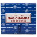 Nag champa 219167 Incense Cones 12 cones
