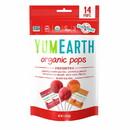 Yumearth 220389 Assorted Fruit Flavor Organic Lollipops 3 oz.