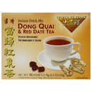 Prince Of Peace 220705 Dong Quai & Red Date Instant Tea 10 tea bags