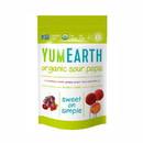 Yumearth 221261 Super SOUR Organic Lollipops 3 oz.