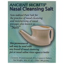 Ancient Secrets 221741 Nasal Cleansing Salt 40 (2 gram) packets