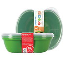 Preserve 222418 Apple Green Sandwich Container Sandwich