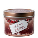 Aroma Naturals 224952 Soy VegePure Warm Spice Ruby Red Tin 2 1/2