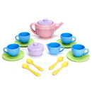 Green Toys 225308 Tea Playset for 2+ years