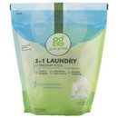 Grab Green 225522 Fragrance Free 3-in-1 Laundry Detergent Pods