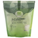 Grab Green 225523 Vetiver 3-in-1 Laundry Detergent Pods 60 Loads