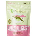 Pet Naturals 225648 Daily Digest for Dogs 60 count
