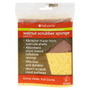 Full Circle 225833 2-Pack Walnut Scrubber Sponges 4.43