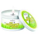 Aroma Naturals 225953 CitroSoy Vegepure Large Tin Candle 3 1/4
