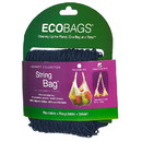 ECOBAGS 226590 Storm Blue Long Handle String Bag