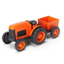 Green Toys 227024 Orange Tractor for 1+ years