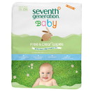 Seventh Generation 227090 Free & Clear Baby Wipes 256 ct