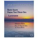 Ancient Secrets 227357 Lavender Mineral Bath 1 lb
