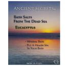 Ancient Secrets 227358 Eucalyptus Mineral Bath 1 lb