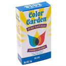 Color Garden 228182 Blue Natural Food Coloring 5 (6g) packets