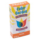 Color Garden 228183 Orange Natural Food Coloring 5 (6g) packets