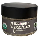 Eco Lips 228794 Vanilla Bean Lip Scrub 0.5 oz.