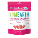 Yumearth 229731 Strawberry Licorice 5 oz.