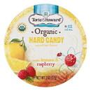 Torie & Howard 230999 Meyer Lemon & Raspberry Hard Candy 2 oz.