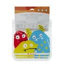 Full Circle 232681 Kids Reusable Ziptuck Sandwich Bag 8
