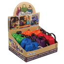 Chicobag 233223 Assorted Colors Original 10 Pack Reusable Shopping Bags with Display Box 17