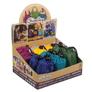 Chicobag 233230 Spring Assorted Colors Original 10 Pack Reusable Shopping Bag with Display Box