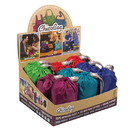 Chicobag 233237 Assorted Colors Vita 10 Pack Reusable Shopping Bags with Display Box 19