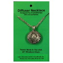 Aromatherapy Accessories 234309 Sun & Moon Diffuser Necklace 24