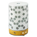 SERENE HOUSE 234765 White Honeycomb Aromatherapy Diffuser